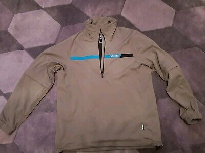 Good Condition Cross Golf Ftx Stretch Windproof Removable Sleeve Top Size M St2