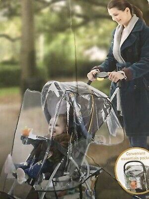 Standard Stroller Rain Cover-NEW Baby Accessories, Weather Shield Universal