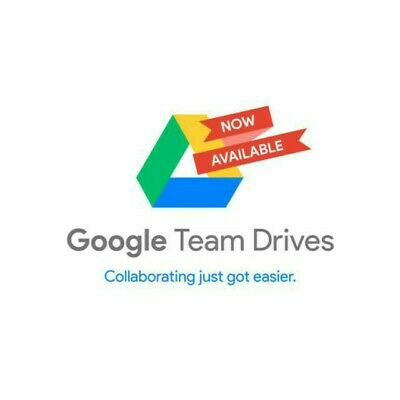 UNLIMITED GOOGLE TEAM DRIVE FOR YOUR ACCOUNT BUY 1 Get 1 Doesn't expire.