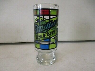 Miller High Life Glass (1)