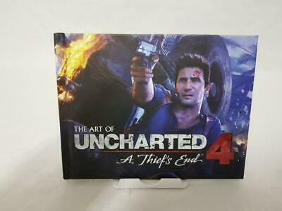 Artbook - Art Book - The Art Of Uncharted 4 - Usato Come Nuovo