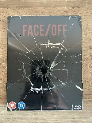 New Face Off Steelbook Edition Blu-Ray