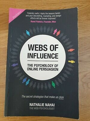 Webs Of Influence - The Psychology of Online Persuasion Book
