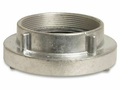 Storz Solid Coupling with Internal Thread - Aluminium