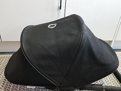 Bugaboo cameleon 3 black Extandable hood (it has seen sprayed) please read!