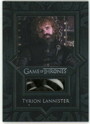 2020 Game of Thrones Season 8 VR17 Tyrion Lannister Cloak Costume Relic