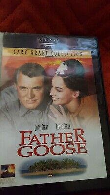 Father Goose (DVD, 2001, Cary Grant Collection) Cary Grant Leslie Caron