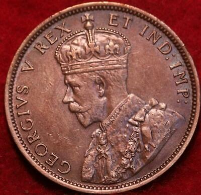 1911 Canada One Cent Foreign Coin