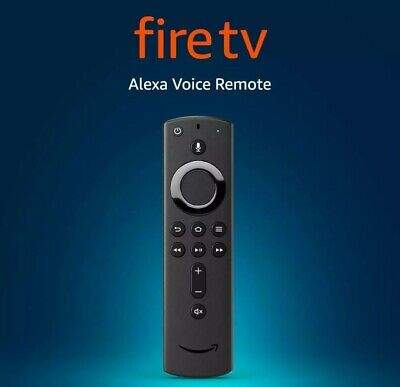 Remote Control For Amazon Fire Stick 2nd Gen With Alexa Voice Control New