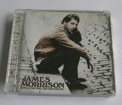 James Morrison. Songs For You Truths For Me. Cd