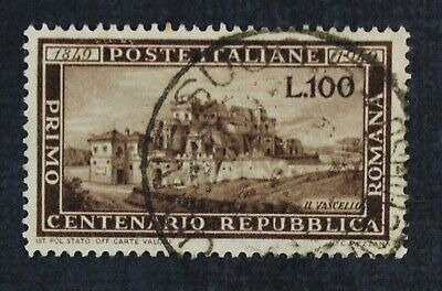 CKStamps: Italian Stamps Collection Scott#518 Used