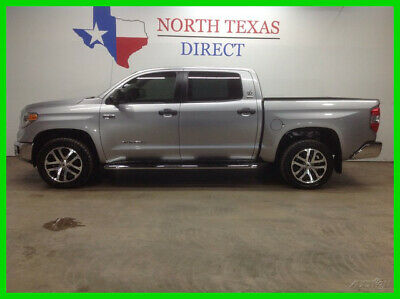 2017 Toyota Tundra FREE DELIVERY SR5 4x4 Gps Navi Camera Touch Screen 2017 FREE DELIVERY SR5 4x4 Gps Navi Camera Touch Screen Used 5.7L V8 32V