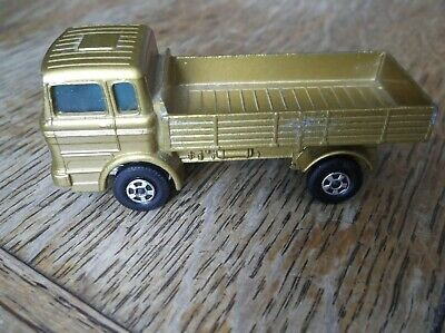 Vintage Matchbox No.1 Mercedes Truck - Superfast - Made in England by Lesney