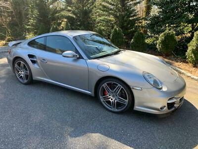 2007 Porsche 911 Turbo with mods 2007 Porsche Turbo Coupe 6600 Miles Gorgeous with HP Mods