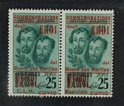 CKStamps: Italy Stamps Collection C.L.N. Mint H OG