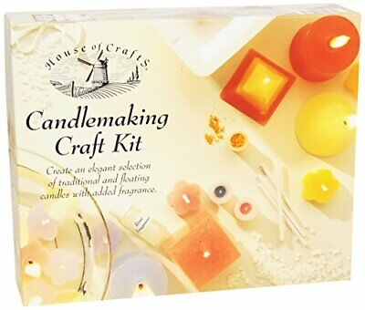 House of Crafts Candlemaking Kit Artigianale multicolore