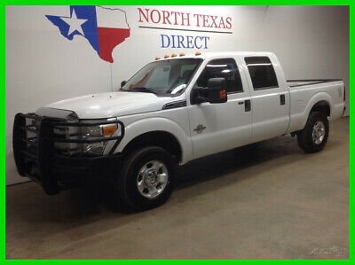 2012 Ford F-250 FREE DELIVERY XLT 4x4 Diesel Crew Ranch Hand Alloy 2012 FREE DELIVERY XLT 4x4 Diesel Crew Ranch Hand Alloy Used Turbo 6.7L V8 32V