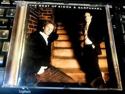 The Best of Simon & Garfunkel by simon & garfunkel (CD 2008, Sony) Greatest Hits