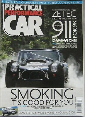 Practical Performance Car Magazine September 2005 Issue 17