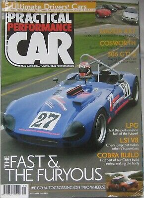 Practical Performance Car Magazine November 2005 Issue 19