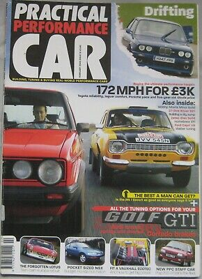 Practical Performance Car Magazine February 2005 Issue 10