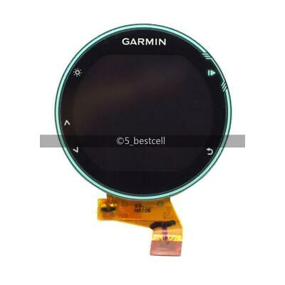 Original Front LCD Display Screen For GARMIN FORERUNNER 735 735XT Part Blue