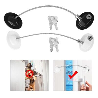 Baby Child Safety Lock Window Refrigerator Opening Security Cable Door Lock Hot