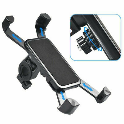 Universal Bicycle Phone Holder Bracket Bike Handlebar Mount For Cell Phone & GPS