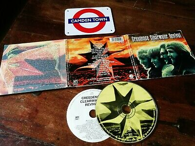 The Creedence Clearwater Revival - Collection Rti Italy Press Digipack Cd