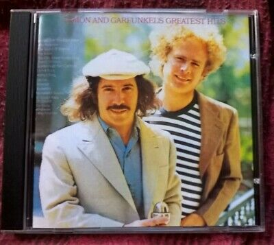 Simon & Garfunkel's Greatest Hits by Simon & Garfunkel-CD 2011 ALBUM
