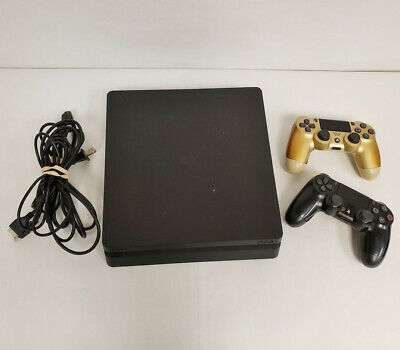 Sony PS4 CUH-2115A PlayStation 4 Slim 500GB Console - Black 7/L294100A