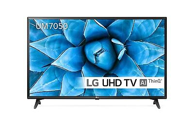 "LG 43UM7050PLF TV 109,2 cm (43"") 4K Ultra HD Smart TV Wi-Fi Nero #0267"