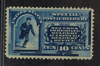 CKStamps: US Special Delivery Stamps Collection Scott#E1 Mint H OG CV$550