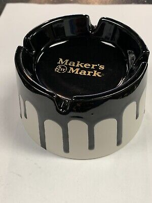 Makers Mark Ashtray Bourbon Kentucky Vintage