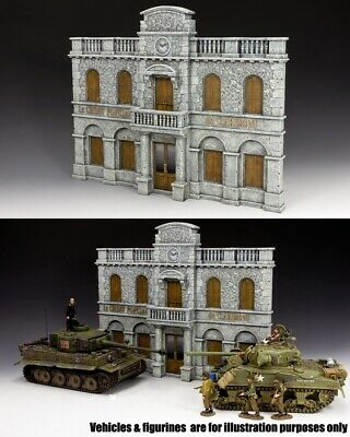 King & Country Diorama Sp068 Bank Of Heroes Mib