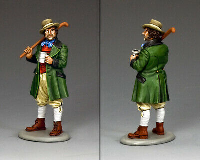 King & Country World Of Dickens Wod001 Bill Sikes Mib
