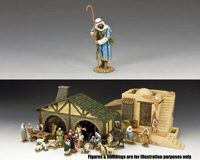 King & Country Life Of Jesus Loj043 The Goat Herder Mib