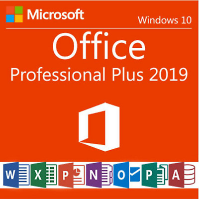 MICROSOFT OFFICE 2019 PROFESSIONAL PLUS 32Bit64 GENUINE key🔥 Instant delivery🔥