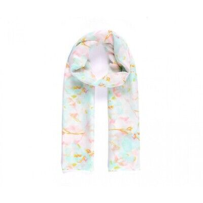 Intrigue Womens//Ladies Floral Print Square Head Scarf JW487
