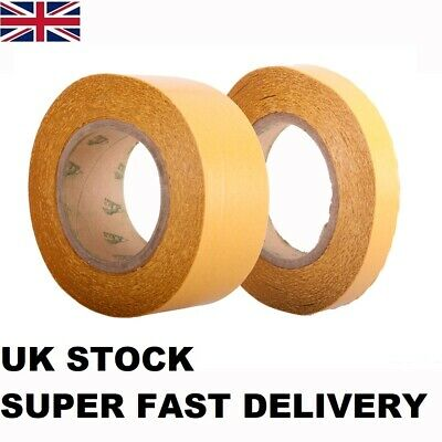 50mm Heavy Duty Strong Double Sided Tape Adhesive - 50m 15m 10m -  Fast Delivery