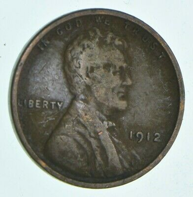1914 Lincoln Wheat Cent Fine Penny FN