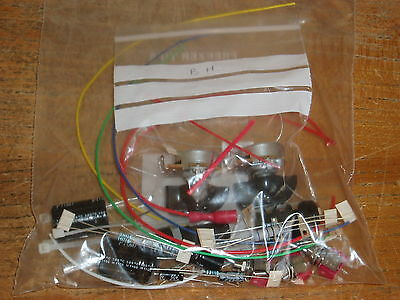 "Alnicomagnet /""Blues Harp Treble Cut Tone Control/"" Mod Kit Epiphone Valve Junior"