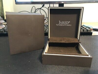 Jared Galleria Of Jewelry Empty Box For Ring Plus Gift Box 10 00 Picclick