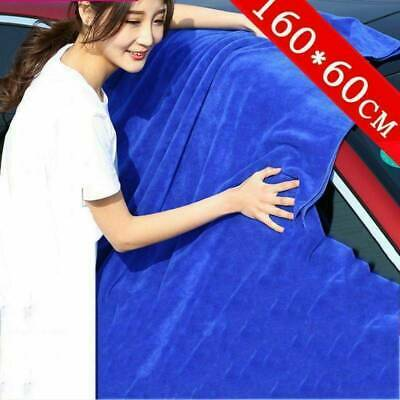 Extra Large Microfibre Cleaning Auto Car Detailing Cloths Wash Towel Duster Uk