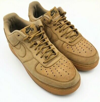 NIKE AIR FORCE 1 Low Cj9179 200 Flax Wheat Gum Light Brown