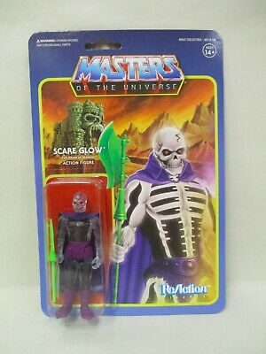 2019 EXCLUSIVE SUPER 7 MOTU MASTERS OF UNIVERSE CLEAR MER-MAN REACTION FIGURE