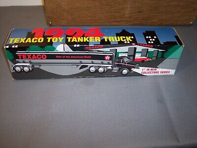 1994 Edition Texaco Toy Tanker Truck NEW IN BOX