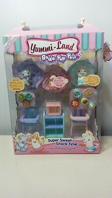 HTF RARE Yummi Land Yummiland Winnie Watermelon Doll Bubble Van NEW!