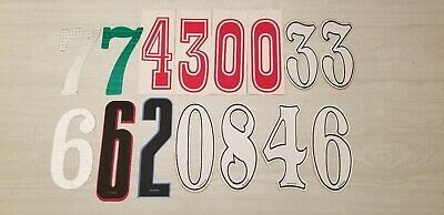 "old school BMX Red Prism number plate number # 2 GT 5.5/"" Zeronine Haro"