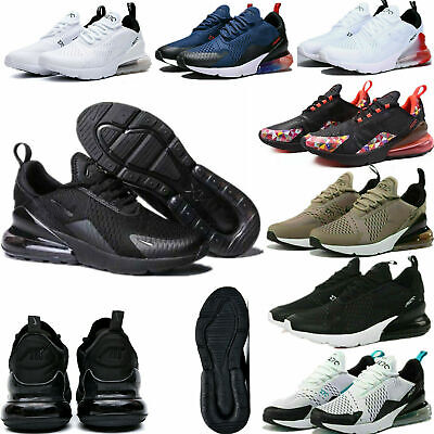 2020 Mens Womens Air Max-270 Running Shoes Light Sport Trainer Sneakers UK 3-10
